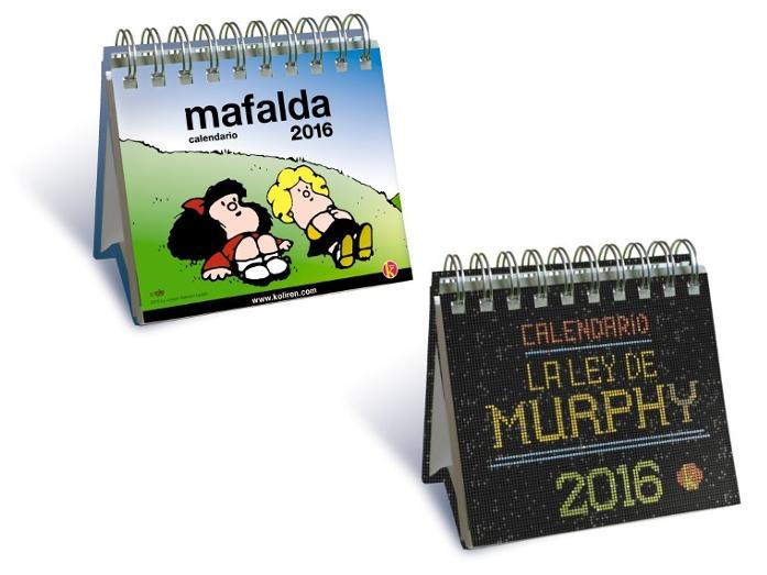 Calendarios Koliren 2016